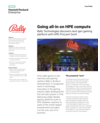 Bally Technologies discovers its next-generation gaming platform with HP ProLiant Gen9 servers
