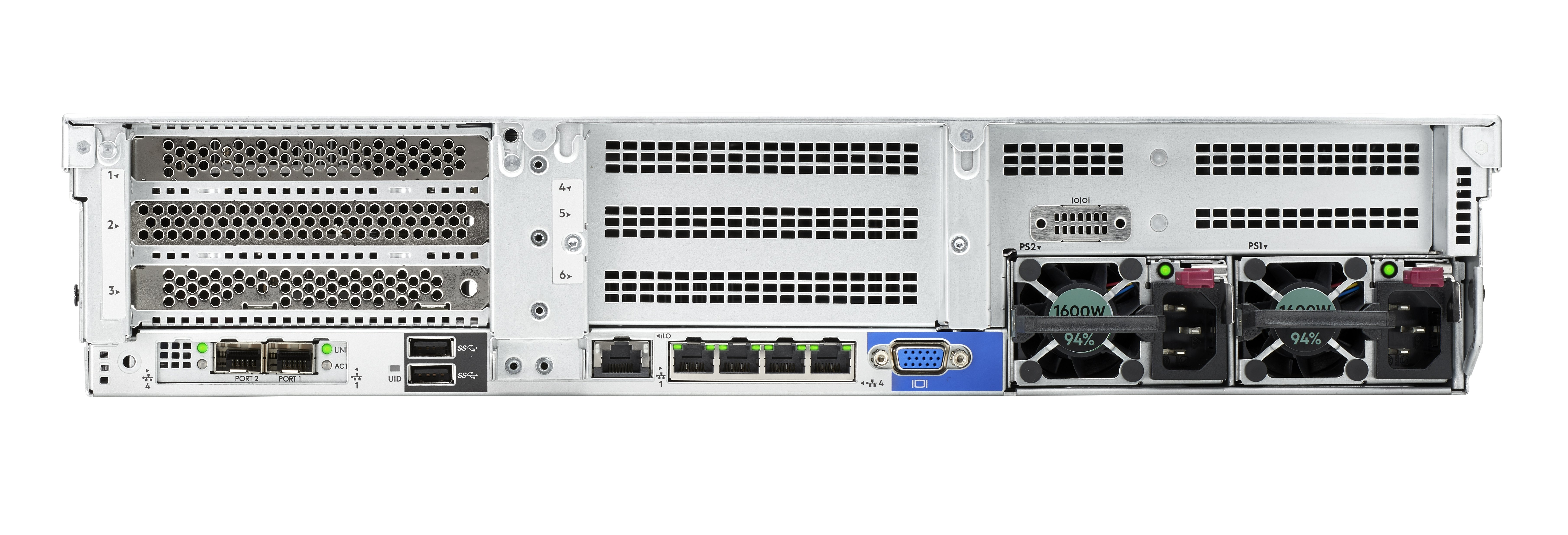 HPE ProLiant DL380 Gen10 Entry - rack-mountable - Xeon
