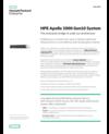 HPE Apollo 2000 System data sheet