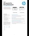 HP LaserJet Pro M15 skrivarserie
