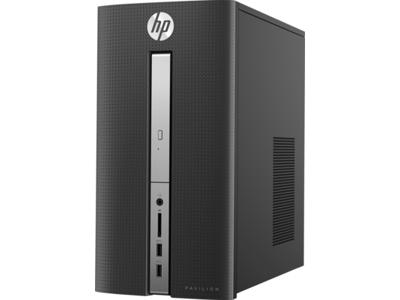 HP Pavilion Desktop - 570-p020