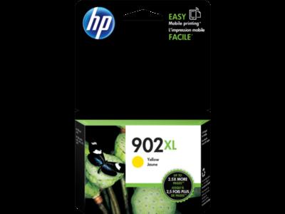 HP 902XL High Yield Yellow Original Ink Cartridge