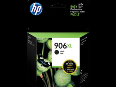 HP 906XL High Yield Black Original Ink Cartridge