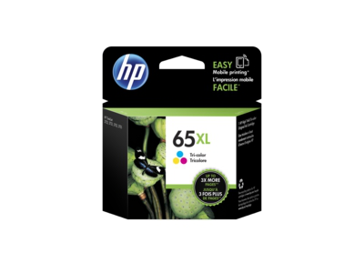 HP 65XL Tri-color Original Ink Cartridge