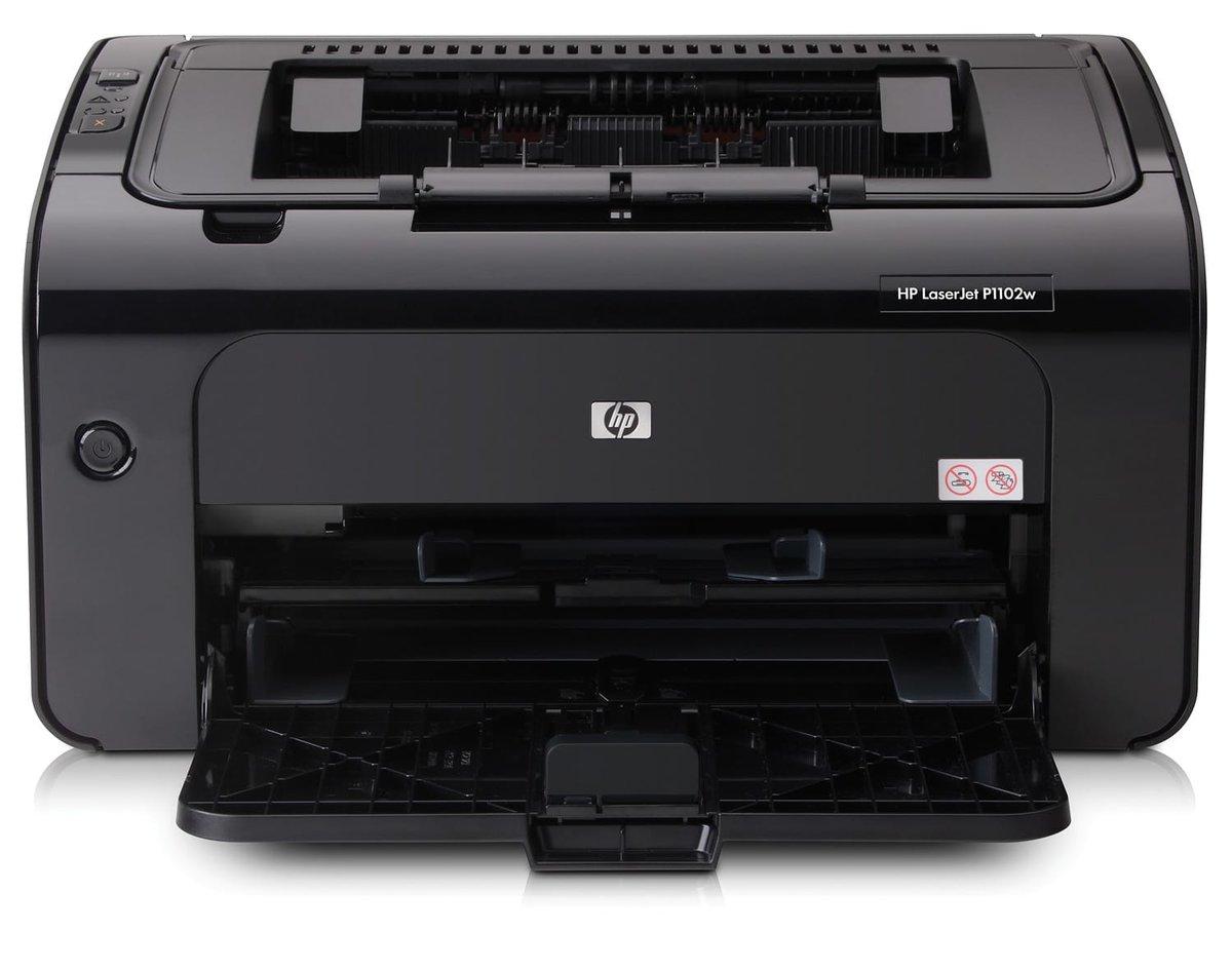 Hp laserjet pro p1102w printer ce658abgj micro center fandeluxe Image collections