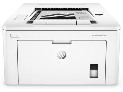 HP LaserJet Pro M203dw 印表機