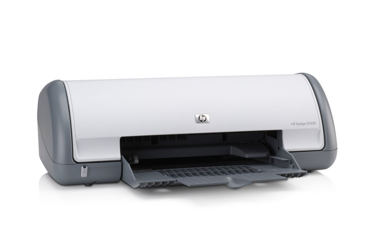 Hp d1520 printer software download