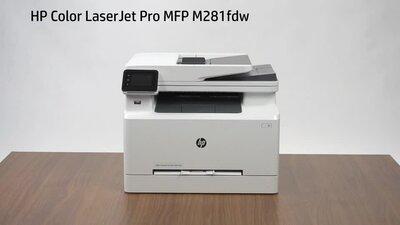 slide 1 of 23,zoom in, hp color laserjet pro mfp m281fdw