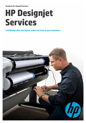 HP DesignJet Partner Services (English)