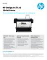 HP DesignJet T520 36-in Printer_LS