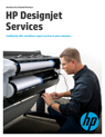HP DesignJet Partner Services