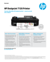 HP DesignJet T120 Printer_LS