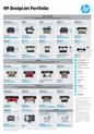 HP DesignJet Portfolio poster A4_AMS