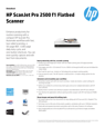 HP ScanJet Pro 2500 f1 Flatbed Scanner