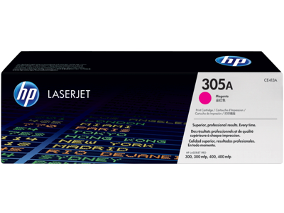 HP 305A Magenta Original LaserJet Toner Cartridge