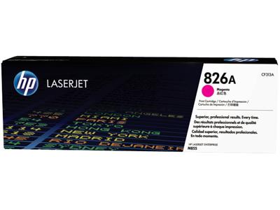 HP 826A Magenta Original LaserJet Toner Cartridge