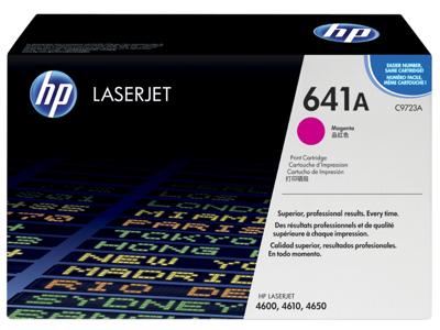 HP 641A Magenta Original LaserJet Toner Cartridge