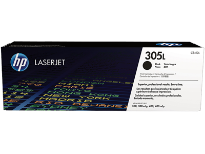 HP 305L Economy Black Original LaserJet Toner Cartridge