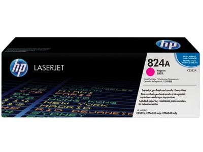 HP 824A Magenta Original LaserJet Toner Cartridge