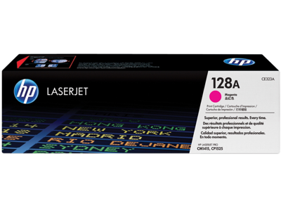 HP 128A Magenta Original LaserJet Toner Cartridge