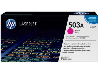 HP 503A Magenta Original LaserJet Toner Cartridge