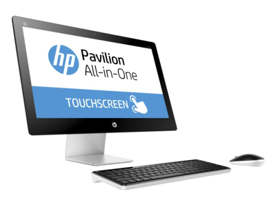 HP Pavilion All-in-One - 23-q140 (Touch) (ENERGY STAR)