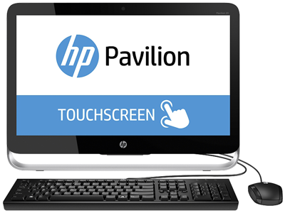 HP Pavilion All-in-One - 23-p110