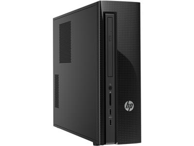 HP Slimline Desktop - 450-a120 (ENERGY STAR)