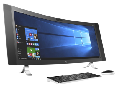 HP ENVY Curved All-in-One - 34-a150 (ENERGY STAR)