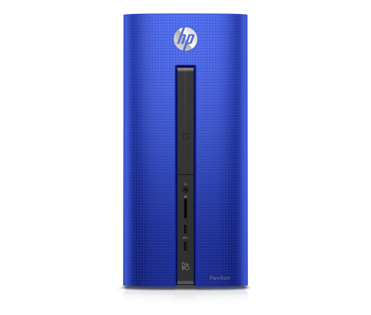 HP Pavilion 550 Gaming Desktop with AMD Quad Core A10-7800 / 8GB / 1TB HDD + 128GB SSD / Win 10