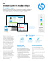 Touchpoint Manager Solution Brief