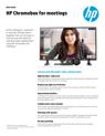 HP Chromebox for meetings