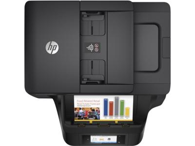 Hp Officejet Pro 8720 All In One Wireless Color Inkjet