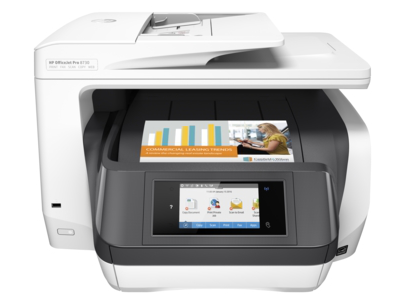 HP OfficeJet Pro 8730 e-All-in-One Printer