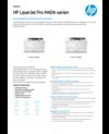 HP LaserJet Pro M404-serien