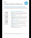 APJ datasheet for HP Color LaserJet Pro M454 series (English version) (English)