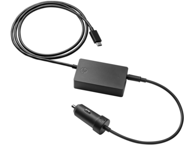 HP USB-C-biladapter (45 W)