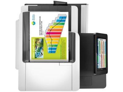 HP PageWide Enterprise 586f MFP - G1W40A#BGJ