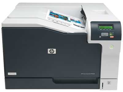 HP Color LaserJet Professional CP5225dn 印表機