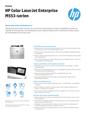 HP Color LaserJet Enterprise M553-serien