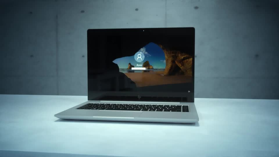 HP Inc  EliteBook 840 G5 - Core i5 8250U / 1 6 GHz - Win 10 Pro 64-bit - 8  GB RAM - 256 GB SSD NVMe, TLC - 14