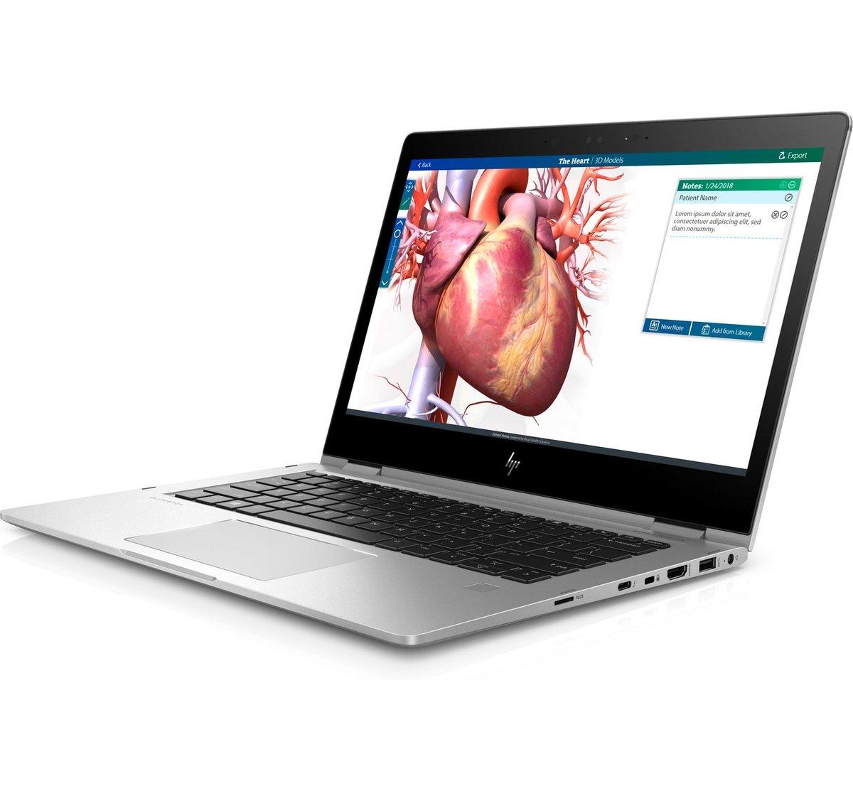 จำหน่าย HP EliteBook x360 1030 G2 Notebook Business Laptop
