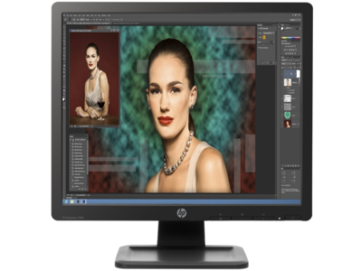 HP ProDisplay P19A 19-inch LED Backlit Monitor
