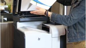 slide {0} of {1},zoom in, HP LaserJet Enterprise MFP M725dn