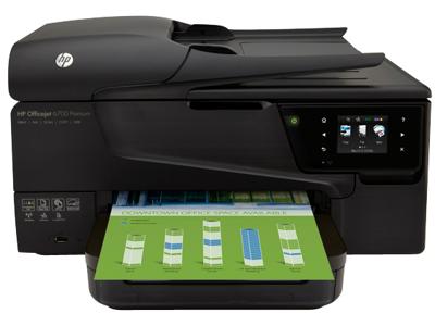HP Officejet 6700 Premium e-All-in-One Printer - H711n