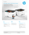Datasheet for HP Color Laser 150 Printer Series (APJ English) (English)