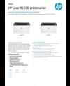 HP Laser NS 100 skrivarserie