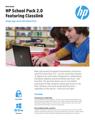 HP School Pack 2.0 featuring Classlink Datasheet