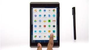 slide {0} of {1},zoom in, HP Pro Slate 8 Tablet