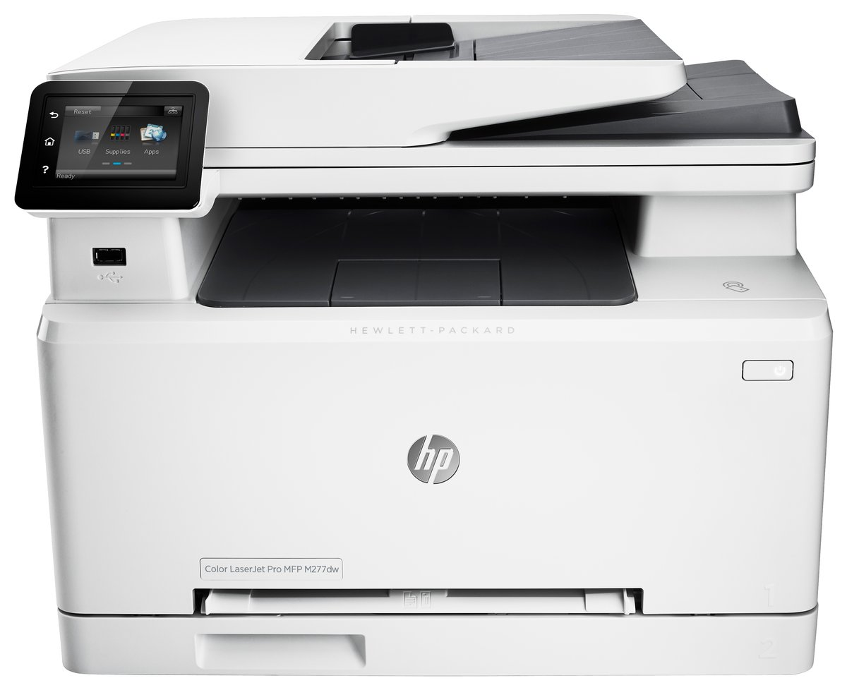 Hp hp color laser printers 11x17 - Hp Laserjet Pro M277dw Wireless Color Laser Printer With Jetintelligence By Office Depot Officemax
